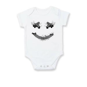 Čtyřkolka smile - Body kojenecké