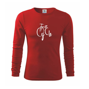 Cycle kolo - Triko s dlouhým rukávem FIT-T long sleeve