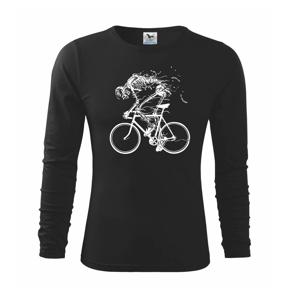 Cyklo kostra - Triko dětské Long Sleeve