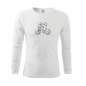 Cyklo nástřik - Triko dětské Long Sleeve
