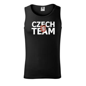 Czech team - Český lev - Tílko pánské Core