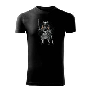 Dark Viking - Replay FIT pánské triko