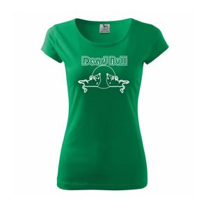 Dead Bull obrys - Pure dámské triko