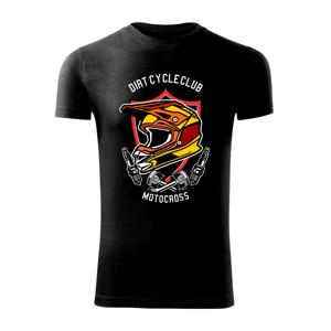 Dirty club racing  - Replay FIT pánské triko