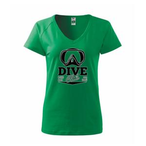 Dive club - waikiki - Tričko dámské Dream