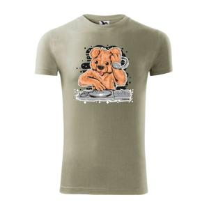DJ Teddy - Viper FIT pánské triko