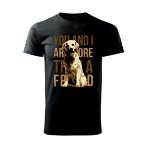 Dog friend - Heavy new - triko pánské