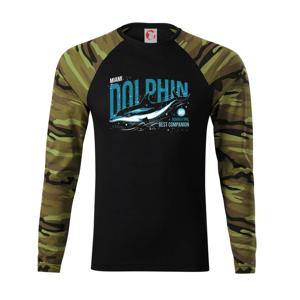 Dolphin miami - Camouflage LS