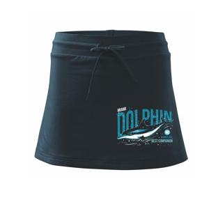 Dolphin miami - Sportovní sukně - two in one