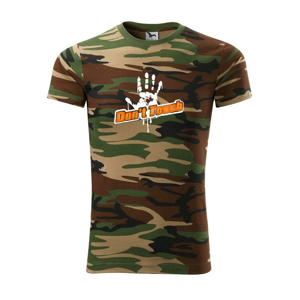 Don't touch - Army CAMOUFLAGE