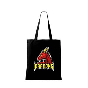 Dragons - logo týmu červené (Hana-creative) - Taška malá