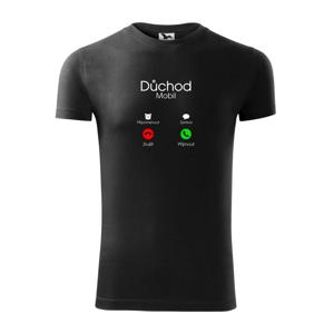 Důchod volá - Replay FIT pánské triko