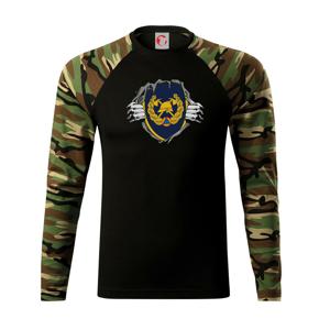 Duší hasič - Camouflage LS