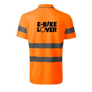 E-bike lover - HV Runway 2V9 - Reflexní polokošile