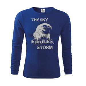 Eagle skystorm - Triko dětské Long Sleeve
