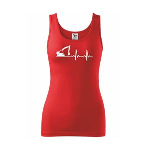 EKG bagr - Tílko triumph