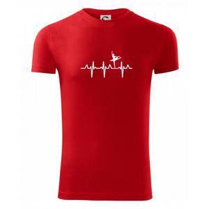 EKG balet - Viper FIT pánské triko