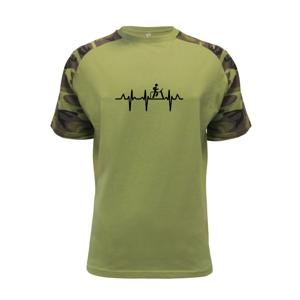 EKG běžecký pás - Raglan Military
