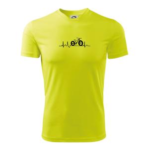 EKG fatbike - Dětské triko Fantasy sportovní (dresovina)
