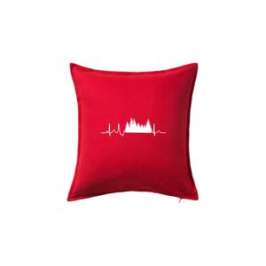 EKG les - Polštář 50x50