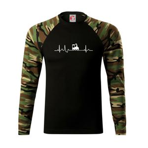 Ekg lokomotiva - Camouflage LS