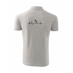 EKG moderní gymnastika obruč - Polokošile pánská Pique Polo 203