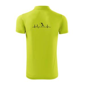 EKG moderní gymnastika obruč - Polokošile Victory sportovní (dresovina)