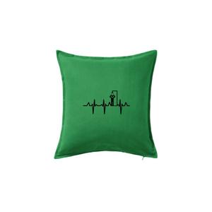 EKG otužování sprcha - Polštář 50x50