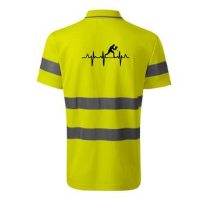 EKG padel - HV Runway 2V9 - Reflexní polokošile