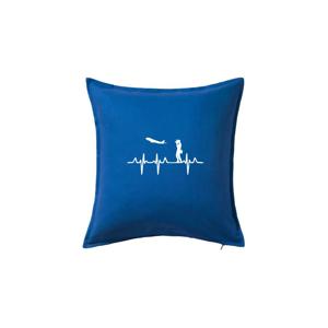 EKG spotter - Polštář 50x50