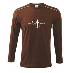 EKG švihadlo - Triko s dlouhým rukávem Long Sleeve