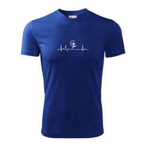 EKG synchronizované plavání - Pánské triko Fantasy sportovní (dresovina)