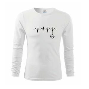 EKG Vánoční ozdoba - Triko dětské Long Sleeve