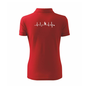 EKG vodní pólo - Polokošile dámská Pique Polo