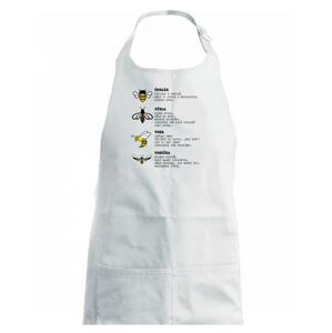 Encyklopedie včel vos a čmeláků - Dětská zástěra na vaření