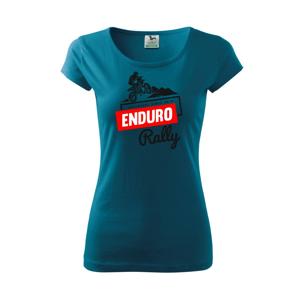 Enduro rally - Pure dámské triko