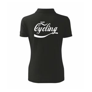 Enjoy Cycling - Polokošile dámská Pique Polo