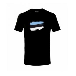Estonsko vlajka - Triko dětské basic