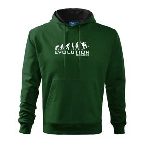 Evoluce Boards - Mikina s kapucí hooded sweater