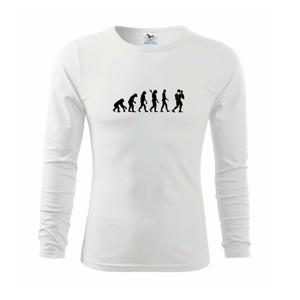 Evoluce box - Triko dětské Long Sleeve