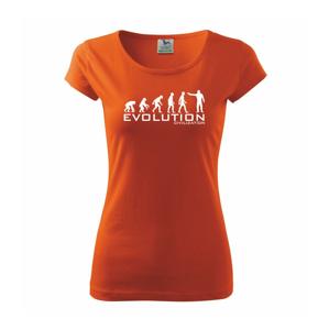 Evoluce civilizace - Pure dámské triko