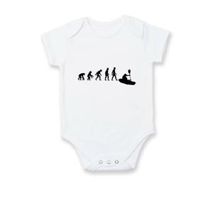 Evoluce kajak - Body kojenecké