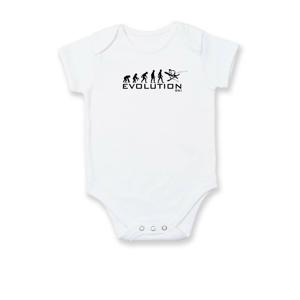 Evoluce lyžování - Body kojenecké