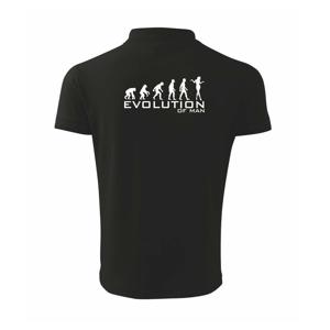 Evoluce muže - Polokošile pánská Pique Polo 203