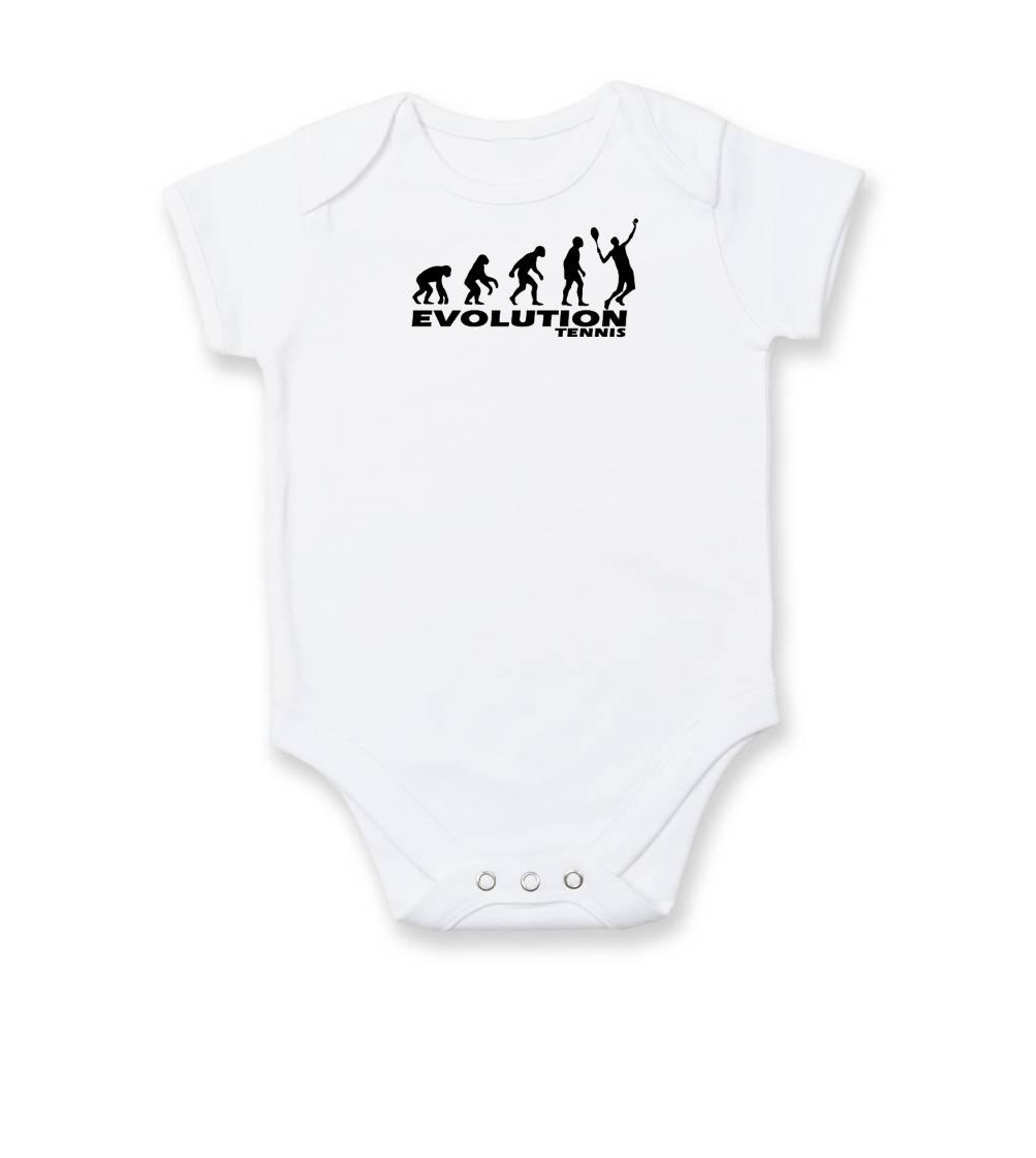 Evoluce tenis kluk - Body kojenecké