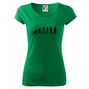 Evoluce zedník zbiječka - Pure dámské triko