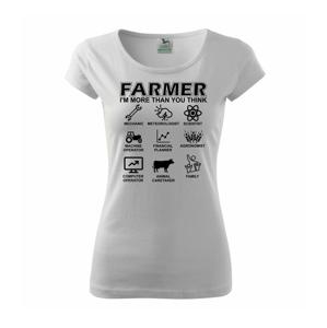 Farmer Symbols - Pure dámské triko