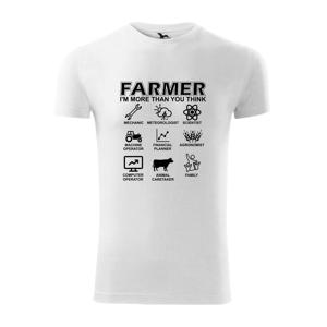 Farmer Symbols - Replay FIT pánské triko