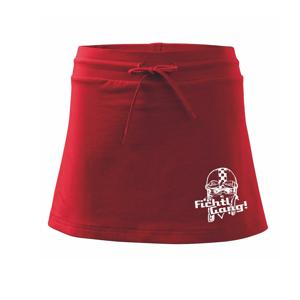 Fichtl Gang! - Sportovní sukně - two in one
