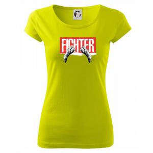 Fighter pěsti - Pure dámské triko